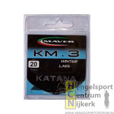 Maver Katana haken KM 3 winter lake