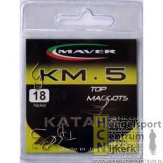 Maver Katana haken KM 5 top maggots