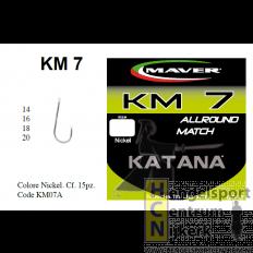 Maver Katana haken KM 7 allround match