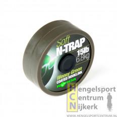 Korda N-trap Soft 15 lb Weedy Green