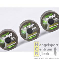 Korda N-Trap Semi Stiff Weedy Green - 15 lb