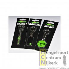 Korda sleutelhanger Dog Tag