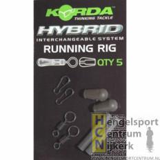 Korda Hybrid Running Rig Kit