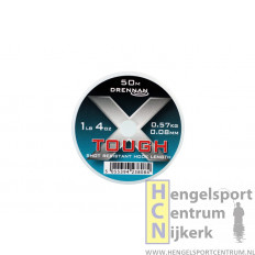 Drennan x-tough hooklink 50 meter