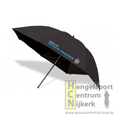 Preston Spacemaker Flat Back Brolly Paraplu
