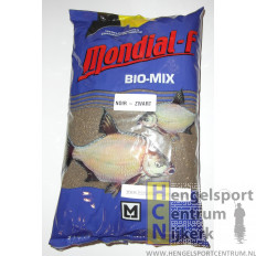 Mondial Biomix Zwart per 2 kg