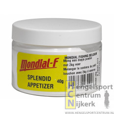 Mondial F. Splendid Appetizer 40 gram