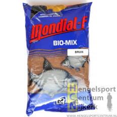 Mondial Biomix Bruin per 2 kg