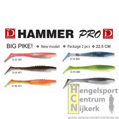 Dragon hammer pro shad