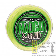 Madcat 8-braid gevlochten lijn 270 m