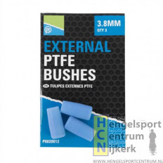Preston external pfte bushes