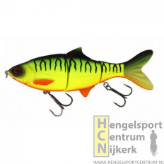 Westin Ricky the Roach Swimbait 15 cm suspending FIRETIGER