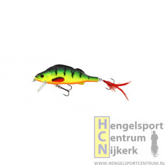 Westin plug Percy the Perch Crankbait 10 cm FANCY FIRETIGER