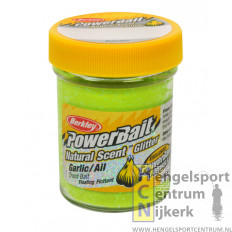 Berkley Powerbait Garlic Chartreuse