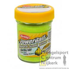 Berkley Powerbait Garlic Chartreuse