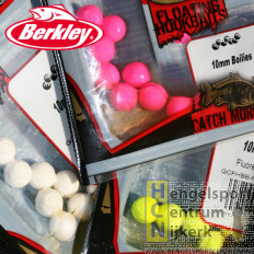 Berkley Gulp Floating Hookbaits Boilies 10 mm