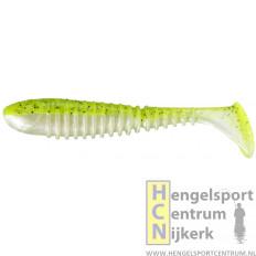 Berkley Flex Rib Shad 6.5 cm CHARTREUSE