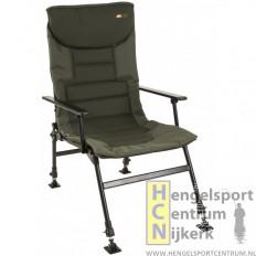 JRC Defender Hi-Recliner Chair Karperstoel met armleuningen