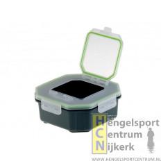 Greys Klip-Lok Bait Box met dubbele deksel