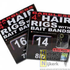Preston Hair Rigs Short Baitbands