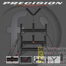 Frenzee roller Precision Flat V Steun
