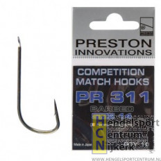 Preston Haken PR311