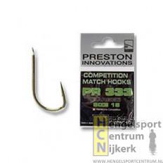 Preston Haken PR333