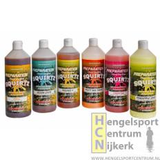 Starbaits Prep X Squirtz Scopex 1 liter
