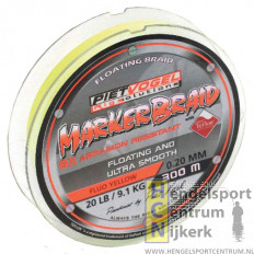 Rig Solutions Marker Braid 20 lb 300 meter