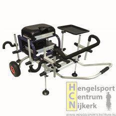 Rive full compet 8 club abyss zitkist incl. trolley D25