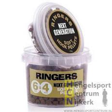 Ringers Next Generation Soft Hook Pellets