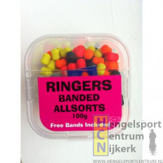 Ringers banded