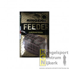 Ringers european feedermix black sweet fishmeal