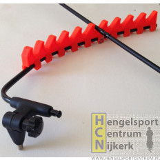 Frenzee keepnet rod rest