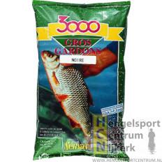 Sensas 3000 Grote Voorn Zwart 1 kg