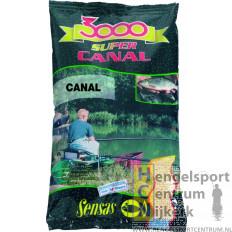 Sensas 3000 Canal (Kanaal) 1 kg