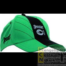 Sensas pet microfiber groen-zwart