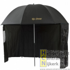 Sensas paraplutent met venster 250 cm