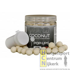 Starbaits Coconut Pop-Up Boilies 80 gram