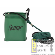 Sensas emmer waterproof + koord