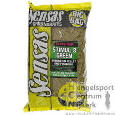 Sensas Big Bag Stimul 8 Black 2 kg