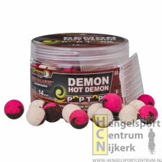Starbaits Demon Hot Demon Pop Tops Boilies 60 gram