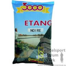 Sensas 3000 Etang Zwart 1 kg