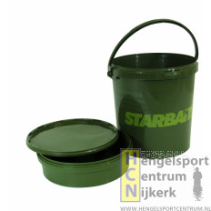 Starbaits emmer rond compleet