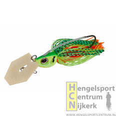Illex Crazy Crusher chatterbait 21 gram FIRE TIGER