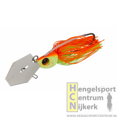Illex Crazy Crusher chatterbait 21 gram CLOCKWORK ORANGE