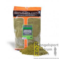 Sonubaits supercrush green groundbait 2 kg