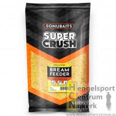 Sonubaits super crush bream feeder 2 kg