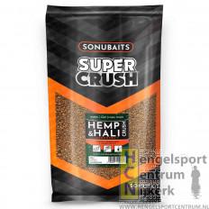 Sonubaits super crush hemp & hali 2 kg