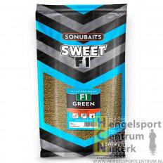 Sonubaits sweet f1 green 2 kg